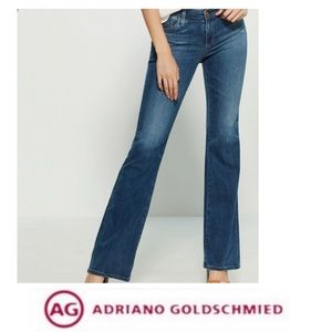 AG Adriano Goldschmeid Angel Bootcut Jeans